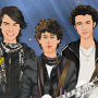 Jonas Brothers Holiday Concert Dress Up